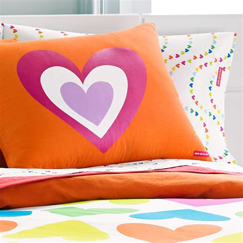 heart comforter agatha ruiz de la prada bloom hearts comforter set from