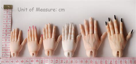 sizes of jointed dolls jointed only for sd13 dollfie 1 3 size boy use