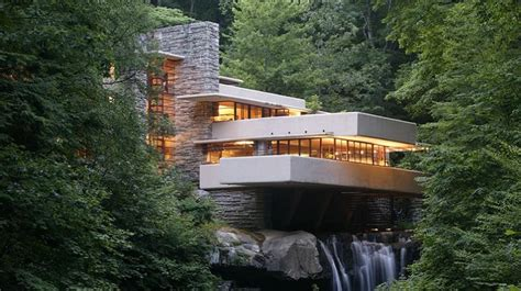 house over water frank lloyd wright s masterpiece fallingwater