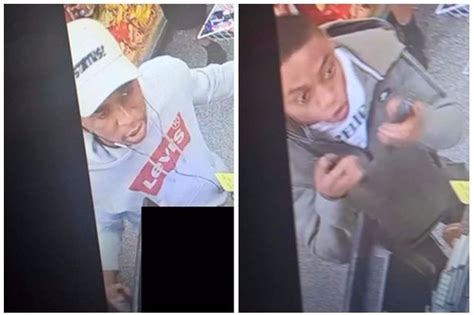 two wanted in connection with robbery at bristol shell