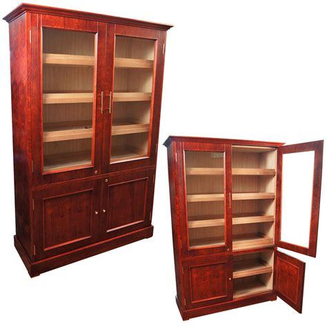 cigar cabinet humidor cuban crafters