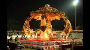 mandap decoration ideas indian wedding decoration theme ideas