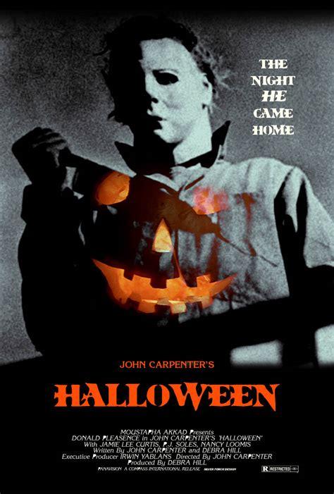 design is one movie un experimento con el terror la noche de halloween john