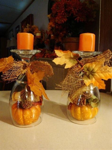 craft decoration best 25 fall decorating ideas only on
