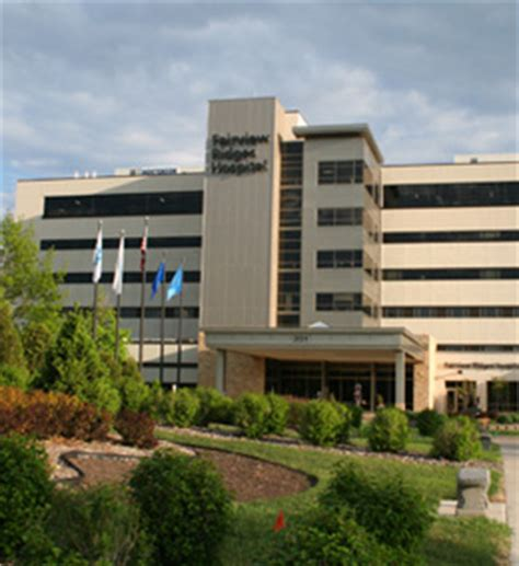 Fairview Detox Minneapolis by Hospitals Established In 1984