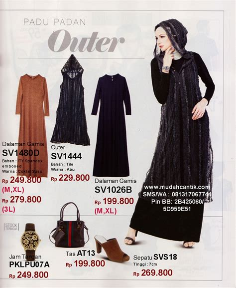 Pakaian Muslim Wanita Big Size pakaian wanita indonesia baju muslim terbaru butik