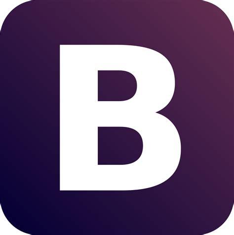 bootsrap icons bootstrap logo logonoid