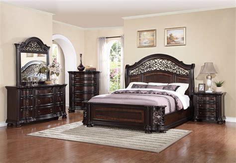 bedroom set fleur de lis living winkelman king panel 4 bedroom set reviews wayfair