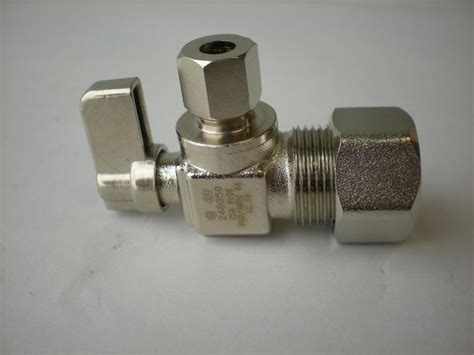 Plumbing Supply Canada by Comp X Comp Angled Mini Valve 18 676 Canada Discount