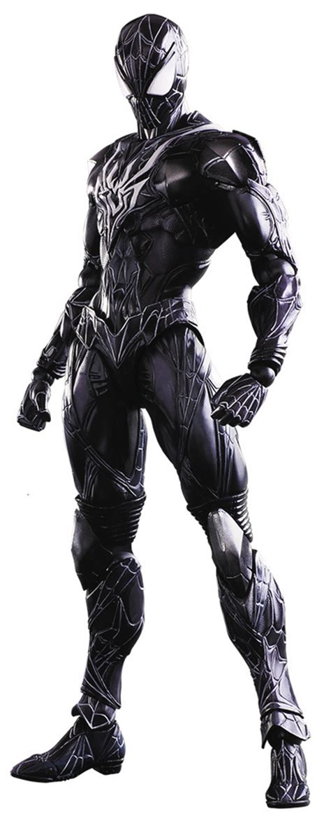 Variant Play Arts Marvel Universe Spider may168411 marvel universe variant play arts spider af ltd colo previews world