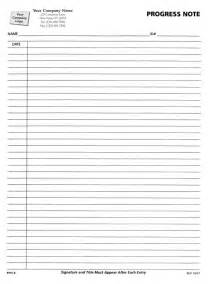 nursing notes template social work progress note item 5911 nursing home forms