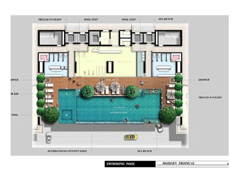 pool plan buying a condo in bangkok swimming pool floor plan live
