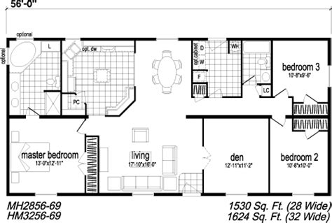 manufactured homes floor plans double wide bestofhouse floor double wide mobile home plans planning bestofhouse