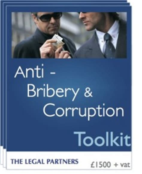 anti corruption and bribery policy template avoid bribery charges fines with our anti bribery toolkit