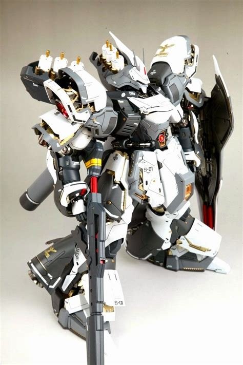 Kaos Gundam Mobile Suit 48 custom build mg 1 100 msn 04 sazabi ver ka