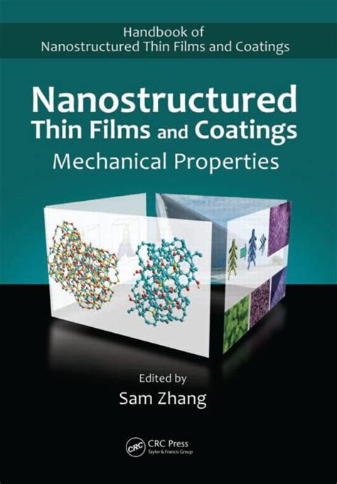 Nanostructured Coatings nanostructured thin and coatings mechanical