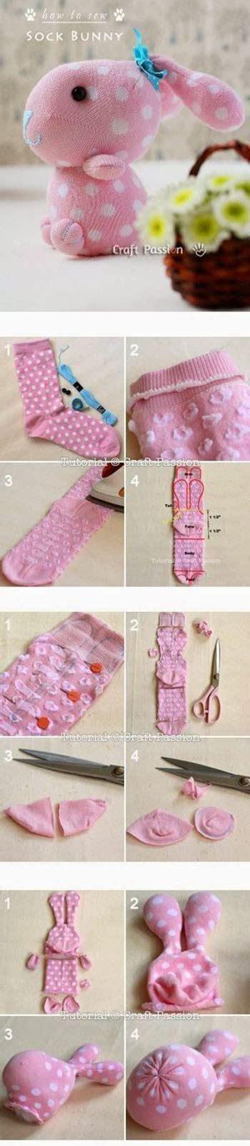 diy sock bunny best diy ideas