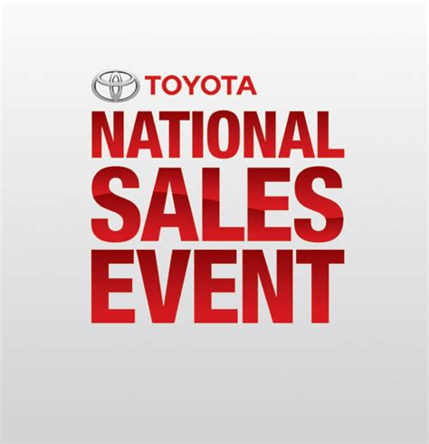 toyota national toyota s national sales event is going on now at toyota of