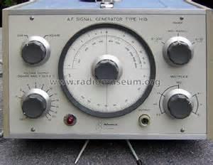 Alternating Current Machines Af Puchstein af signal generator h1b equipment advance instruments