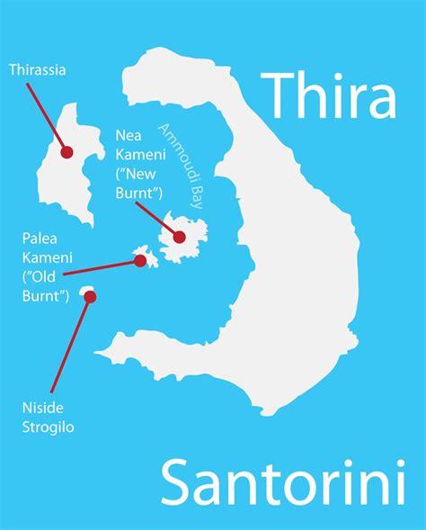 map of greece islands santorini greece athens greece now