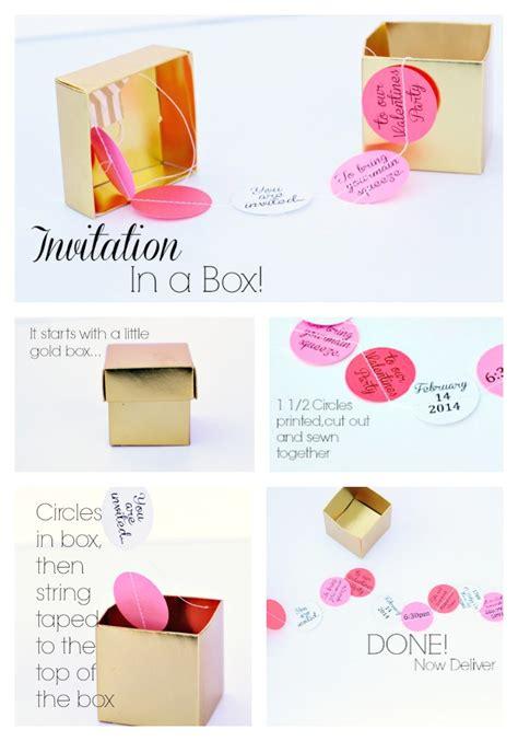diy birthday invitation ideas diy invitation