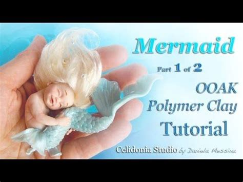 tutorial ali ooak 1000 images about polymer clay mermaids on pinterest