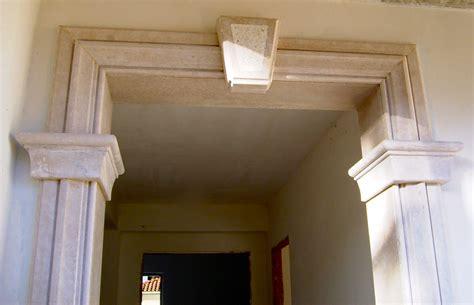 portali arredamento portale in travertino marmo arreda di ciaffone cesidio