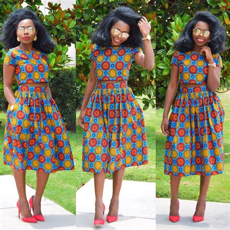 latest styles of short dresses on jiji ankara tops for your trendy look jiji ng blog