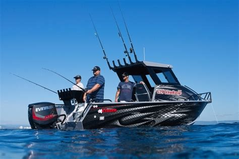 fishing boat kill tank brisbane boat show set to shine fishing world