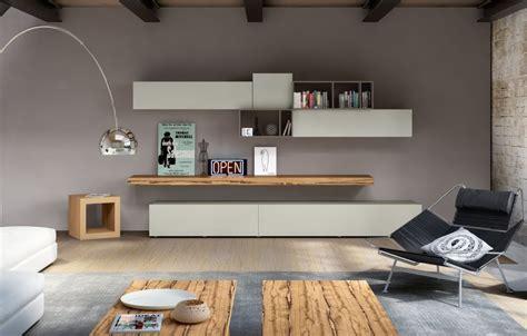 soggiorno design moderno la seconda faccia di un mobile da soggiorno di
