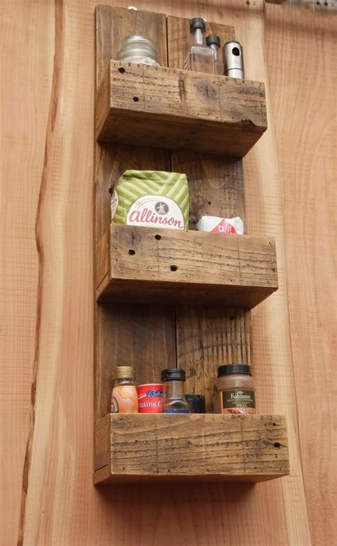 diy bathroom storage handspire tall rustic kitchen bathroom storage shelves made from