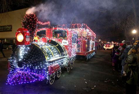 burley christmas light parade southern idaho tourism