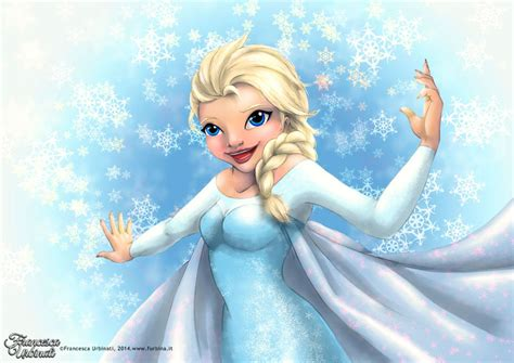 elsa k che elsa from diseny s frozen by nime080 on deviantart