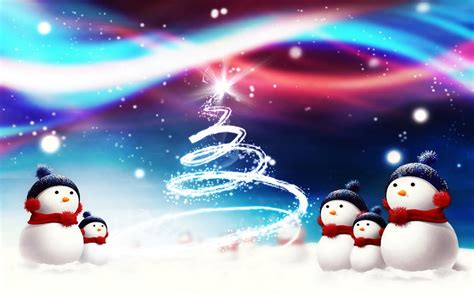 wallpaper for mac christmas 1280x800 christmas snowmen desktop pc and mac wallpaper