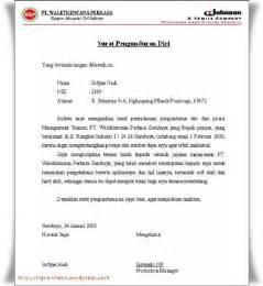 contoh surat keluar perusahaan di indonesia in surat