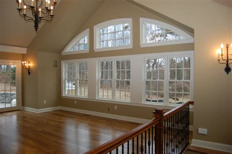 Rooms With Vaulted Ceilings by Vaulted Ceiling Whole House Renovation In Wayne Pa