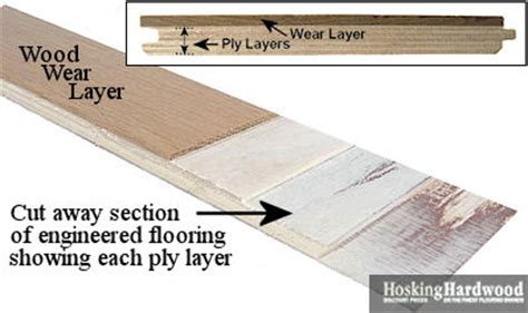 what is engineered wood flooring made of wood and all about engineered wood flooring