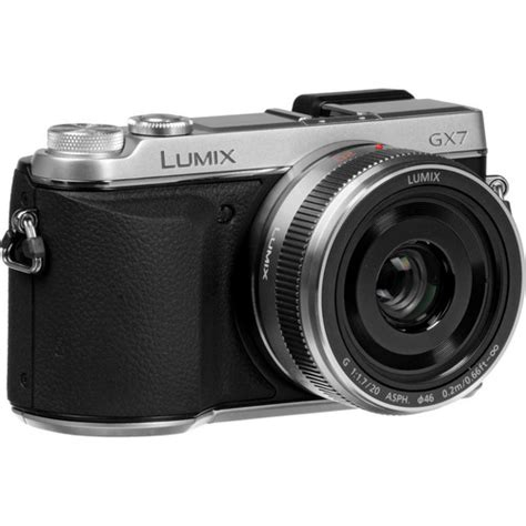 Panasonic Lumix Dmc Lx100 Kamera Mirrorless Silver panasonic lumix dmc gx7 mirrorless micro four thirds dmc