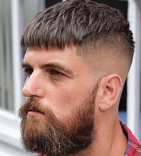 model rambut pendek pria janggut  kumis rini