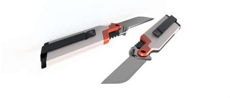 edc knifes edc pocket knife autodesk gallery