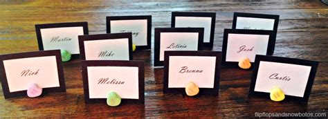 place design group instagram sweethearts place card holders dream design diy