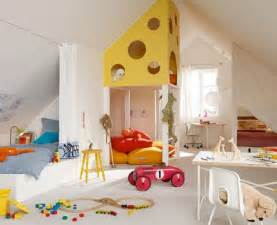 Bedroom Ideas For Kids 15 Cool Design Ideas For An Attic Kids Room Kidsomania