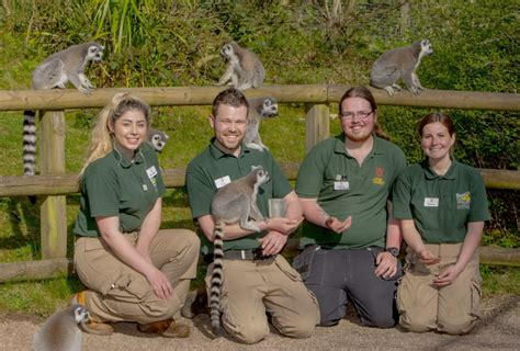 training new keepers dudley zoological gardens