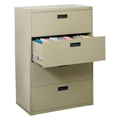 Lateral File Drawers by Drawer Slide