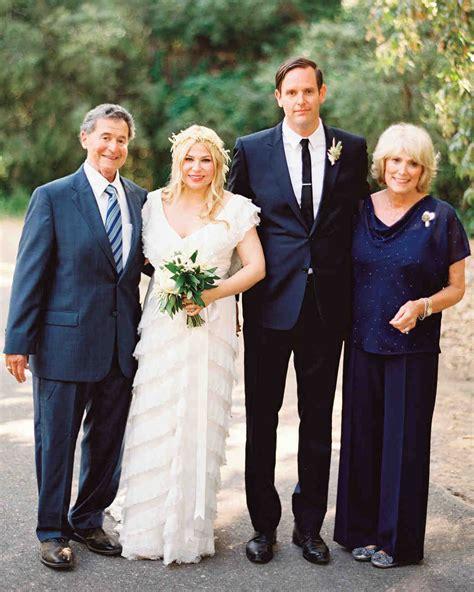 Wedding Attire Etiquette For Family by A Formal Rustic Wedding In A Barn In California Martha