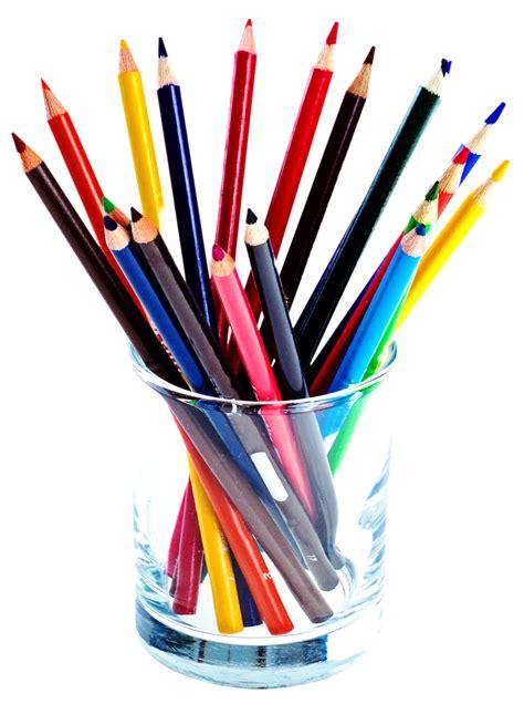 color pencil color pencils png image pngpix