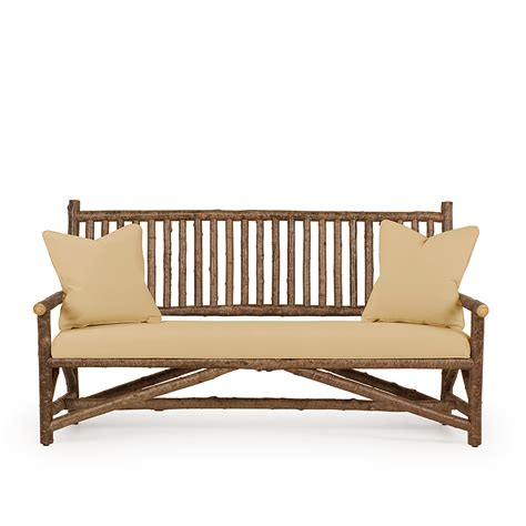 next settees rustic settee la lune collection