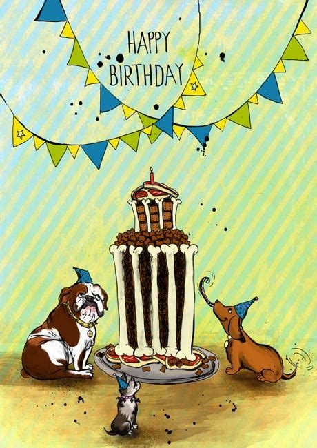 happy birthday pictures with dogs happy birthday card set of 10 inawonderworld