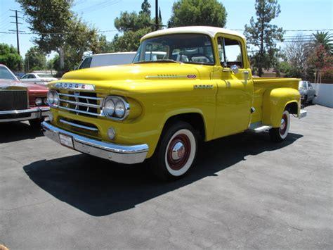 59 dodge truck 1959 dodge d 100 157674