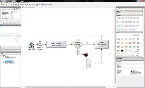 free bpmn software yed